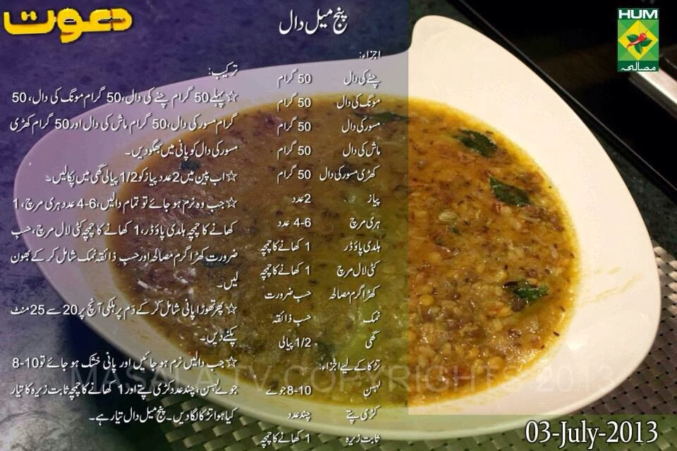 Famous recipes by Chef Zakir – Afreen's kitchen